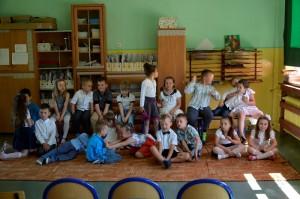 Dzień Mamy i Taty w klasie 1b (1)