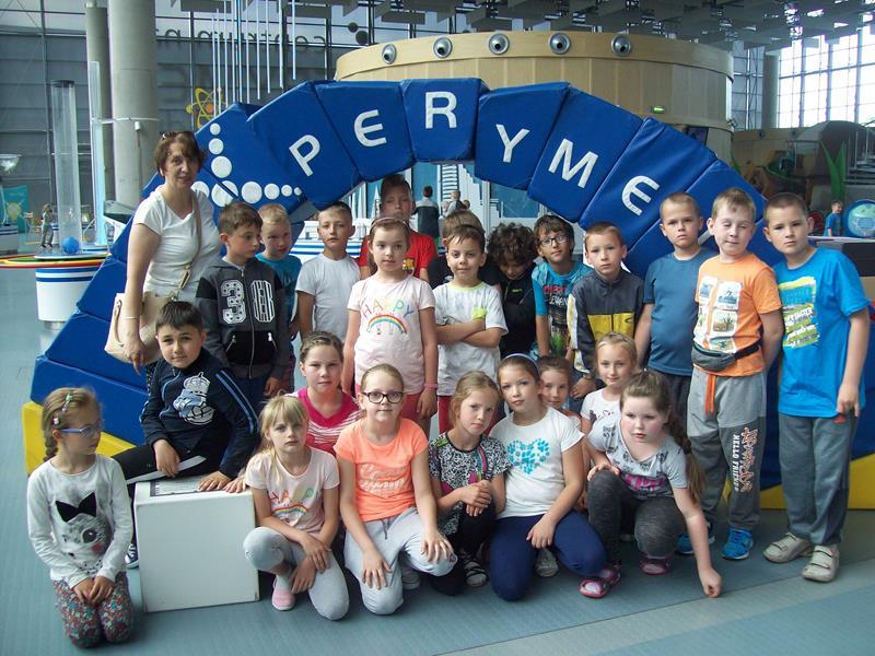 Klasa 2b i 2e w Centrum Eksperyment w Gdyni (8 czerwca)