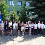 Zakończenie roku szkolnego IV-VI13