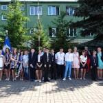 Zakończenie roku szkolnego IV-VI16