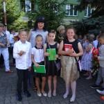 Zakończenie roku szkolnego IV-VI34