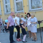 Zakończenie roku szkolnego - ul. Gdańska10