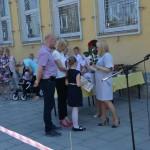 Zakończenie roku szkolnego - ul. Gdańska11