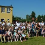 Zakończenie roku szkolnego - ul. Gdańska15