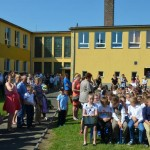 Zakończenie roku szkolnego - ul. Gdańska16