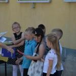 Zakończenie roku szkolnego - ul. Gdańska17