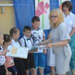 Zakończenie roku szkolnego - ul. Gdańska27