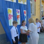 Zakończenie roku szkolnego - ul. Gdańska37