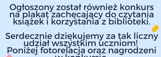 Tydzień Bibliotek na ul. Gdańskiej